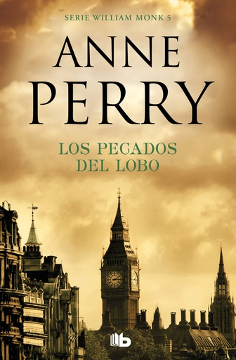 PECADOS DEL LOBO, LOS (WILLIAM MONK 5)